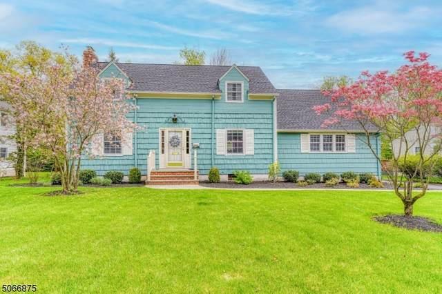 36 Fieldcrest Dr, Scotch Plains Twp., NJ 07076 (MLS #3708383) :: Coldwell Banker Residential Brokerage