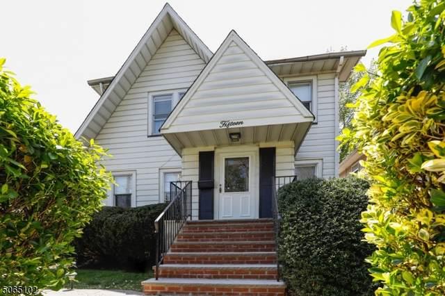 15 Dumont Ave, Clifton City, NJ 07013 (MLS #3708400) :: RE/MAX Select