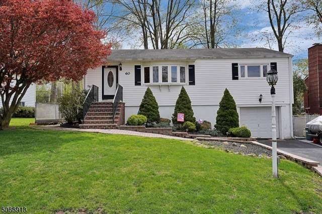 60 Essex Rd, Parsippany-Troy Hills Twp., NJ 07054 (MLS #3708471) :: RE/MAX Select