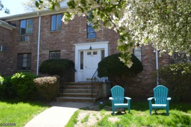 64 -B TROY  BLDG 19 DR, Springfield Twp., NJ 07081 (MLS #3708475) :: Zebaida Group at Keller Williams Realty