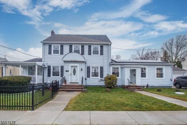 801 Wyoming Ave, Elizabeth City, NJ 07208 (MLS #3708482) :: RE/MAX Select