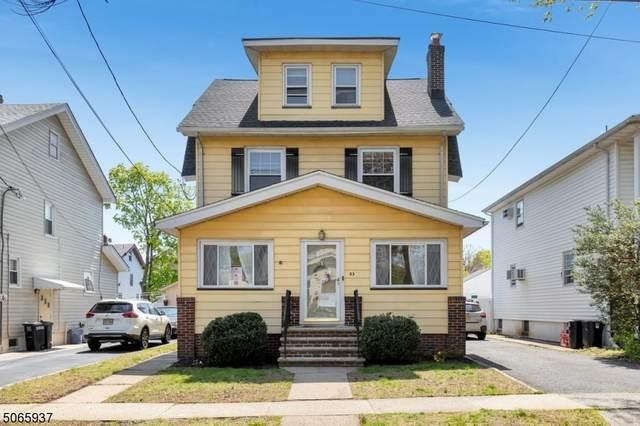 83 Mohr Ave, Bloomfield Twp., NJ 07003 (MLS #3708618) :: The Debbie Woerner Team
