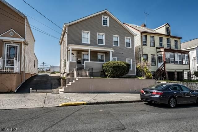 127 Linden St, Passaic City, NJ 07055 (MLS #3708715) :: The Dekanski Home Selling Team