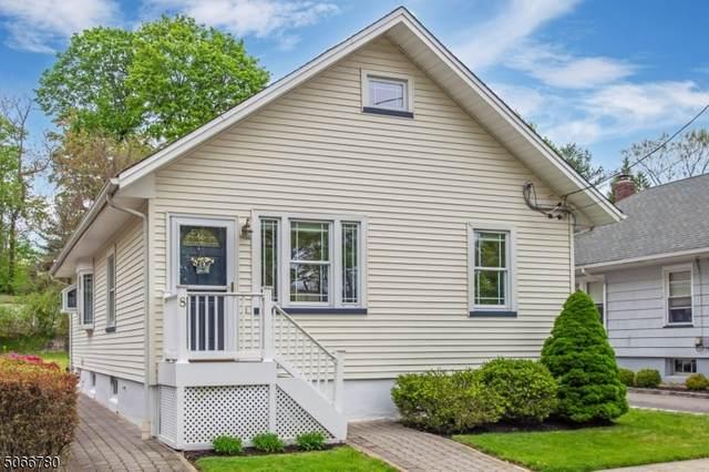 8 Sunnyside Pl, Verona Twp., NJ 07044 (MLS #3708807) :: Team Francesco/Christie's International Real Estate