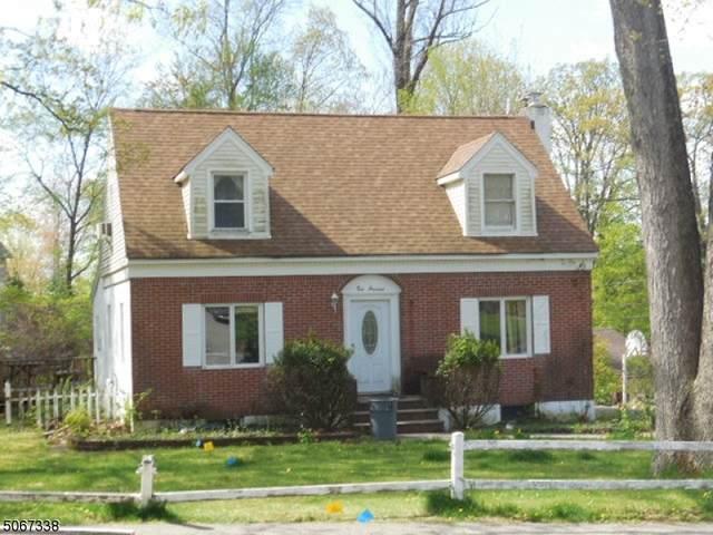 100 Jackson Ave, Wayne Twp., NJ 07470 (MLS #3708871) :: The Sikora Group