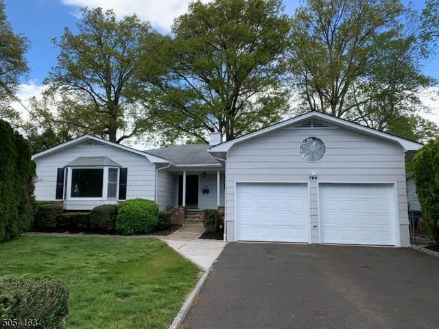 780 Andover Rd, Union Twp., NJ 07083 (MLS #3709023) :: Zebaida Group at Keller Williams Realty