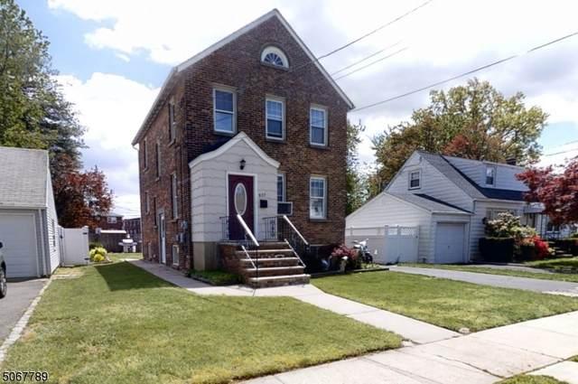 823 Bishop St, Union Twp., NJ 07083 (MLS #3709027) :: RE/MAX Platinum