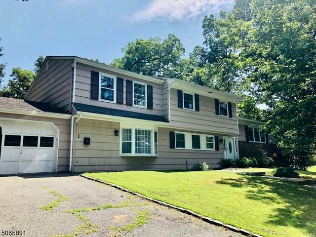 1 Shady Ln, Morristown Town, NJ 07960 (MLS #3709045) :: RE/MAX Select