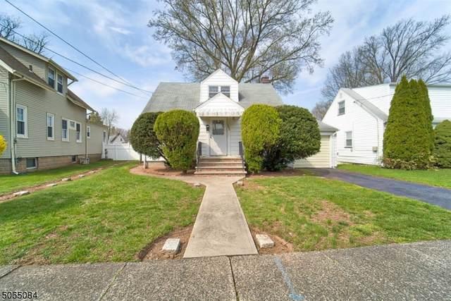 1242 Coolidge Ave, Union Twp., NJ 07083 (MLS #3709139) :: Corcoran Baer & McIntosh