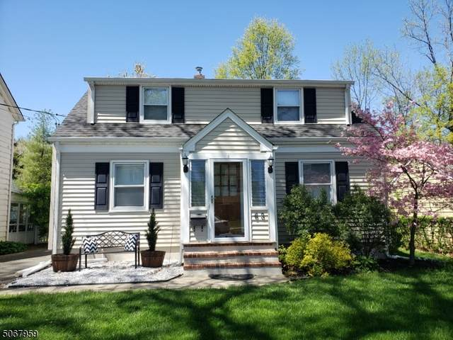 63 N Passaic Ave, Chatham Boro, NJ 07928 (MLS #3709142) :: The Debbie Woerner Team