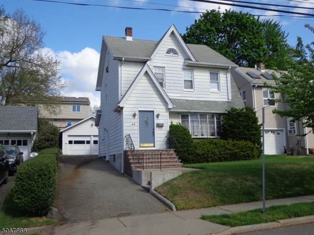 46 Starmond Ave, Clifton City, NJ 07013 (MLS #3709154) :: SR Real Estate Group