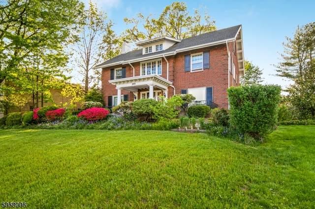 244 Ridgewood Ave, Glen Ridge Boro Twp., NJ 07028 (MLS #3709188) :: Coldwell Banker Residential Brokerage
