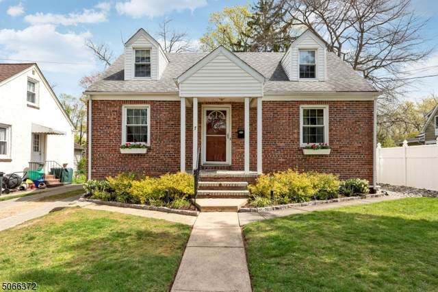 7 Thomas St, Cranford Twp., NJ 07016 (#3709249) :: Daunno Realty Services, LLC