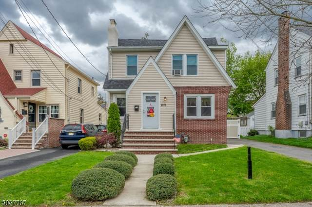 1073 Kensington Ter, Union Twp., NJ 07083 (MLS #3709309) :: Pina Nazario