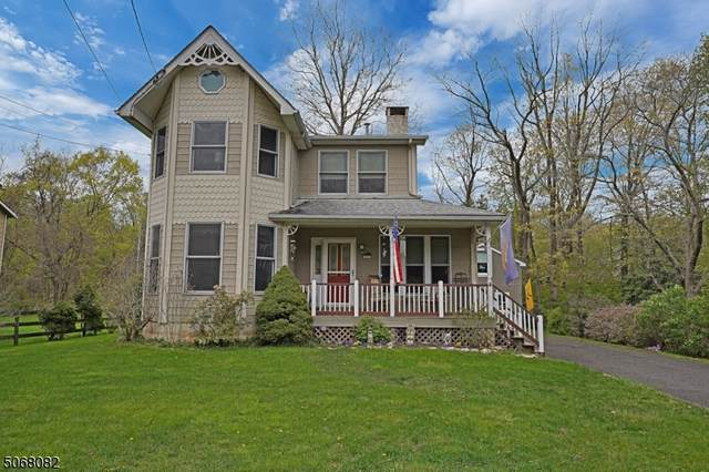 4 Brook Street, Peapack Gladstone Boro, NJ 07977 (MLS #3709328) :: Corcoran Baer & McIntosh