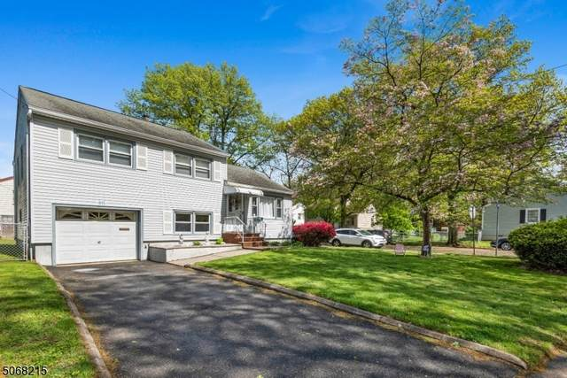 615 Linden Ave, Rahway City, NJ 07065 (MLS #3709347) :: Corcoran Baer & McIntosh