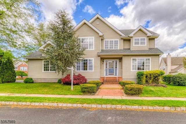 64 Nostrand Rd, Hillsborough Twp., NJ 08844 (MLS #3709362) :: Coldwell Banker Residential Brokerage
