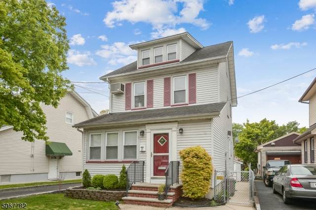 27 Cleveland Ave, Nutley Twp., NJ 07110 (MLS #3709366) :: Pina Nazario