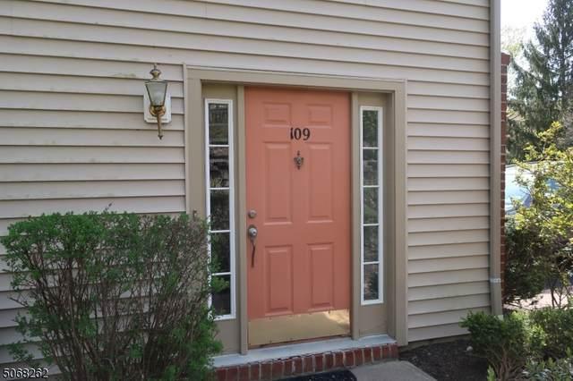 109 Sunrise Dr #109, Hanover Twp., NJ 07981 (MLS #3709376) :: Corcoran Baer & McIntosh