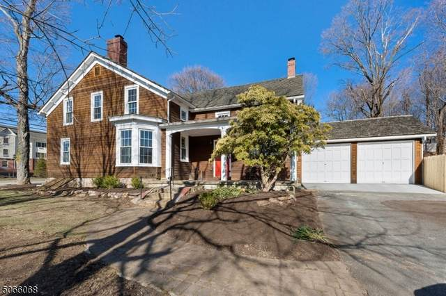 111 Main St, Roxbury Twp., NJ 07876 (MLS #3709383) :: Coldwell Banker Residential Brokerage