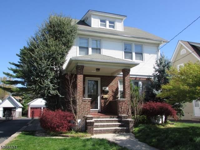 448 3rd Ave, Garwood Boro, NJ 07027 (MLS #3709477) :: The Dekanski Home Selling Team