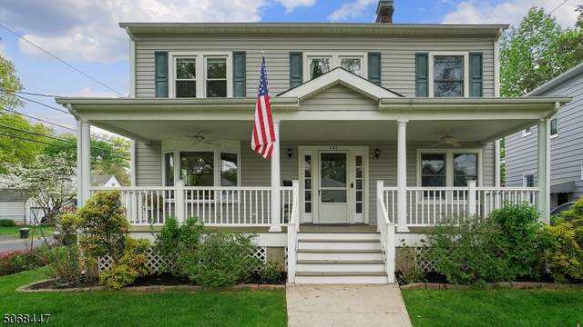 440 William St, Scotch Plains Twp., NJ 07076 (#3709478) :: Daunno Realty Services, LLC