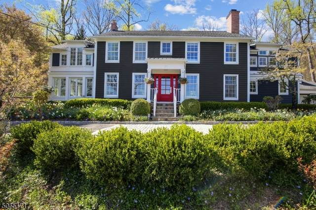 27 Old Orchard Rd, Mendham Twp., NJ 07960 (MLS #3709520) :: RE/MAX Select