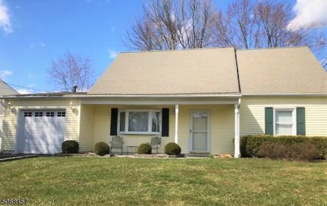5 Graydon Pl, Mount Olive Twp., NJ 07836 (MLS #3709525) :: Coldwell Banker Residential Brokerage