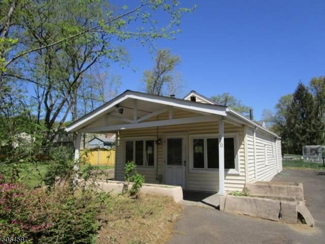 110 Hawkins Ave, Parsippany-Troy Hills Twp., NJ 07054 (MLS #3709526) :: RE/MAX Select