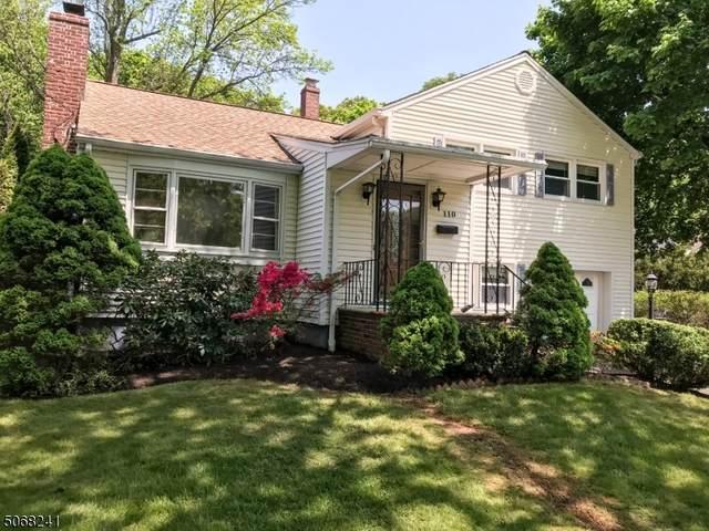 110 Woodland Rd, New Providence Boro, NJ 07974 (MLS #3709580) :: The Debbie Woerner Team