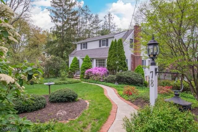 78 Valley View Ter, Wayne Twp., NJ 07470 (MLS #3709615) :: RE/MAX Platinum
