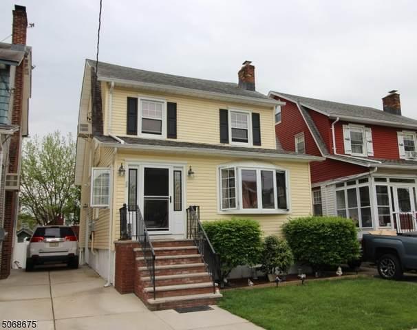 292 Argyle Pl, Kearny Town, NJ 07032 (MLS #3709650) :: The Sue Adler Team