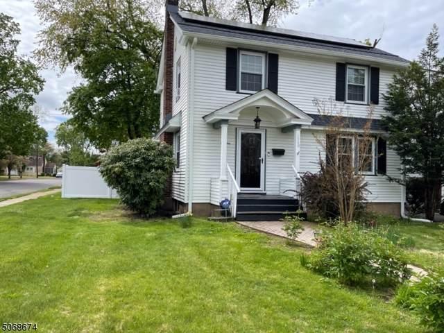 1358 Murray Ave, Plainfield City, NJ 07060 (MLS #3709652) :: RE/MAX Select