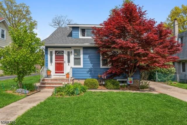 7 Highview Ave, Hanover Twp., NJ 07927 (MLS #3709689) :: RE/MAX Select
