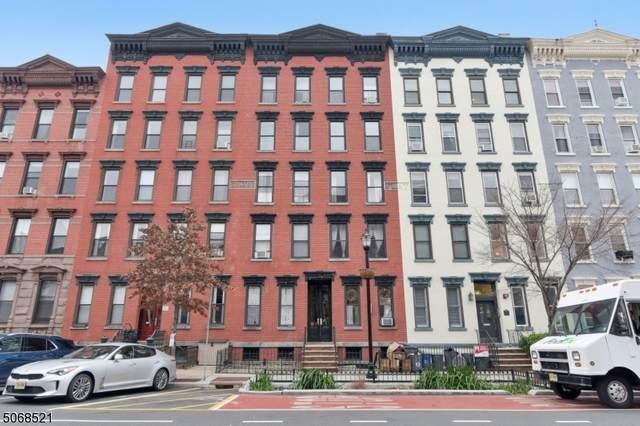 1109 Washington St, Hoboken City, NJ 07030 (MLS #3709735) :: The Sue Adler Team