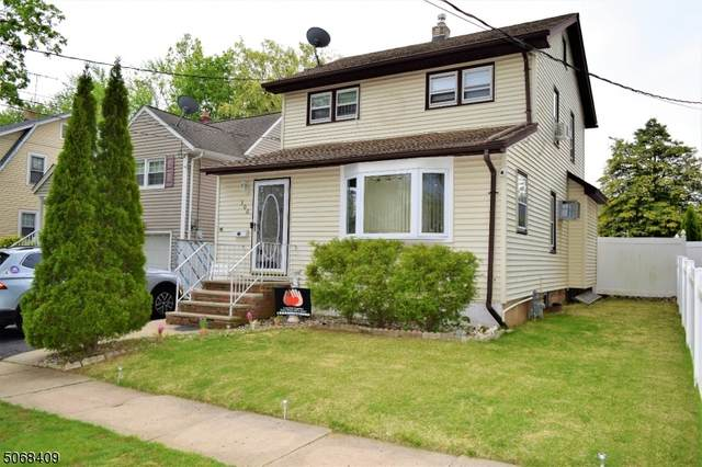 300 W Lincoln Ave, Rahway City, NJ 07065 (MLS #3709754) :: Corcoran Baer & McIntosh