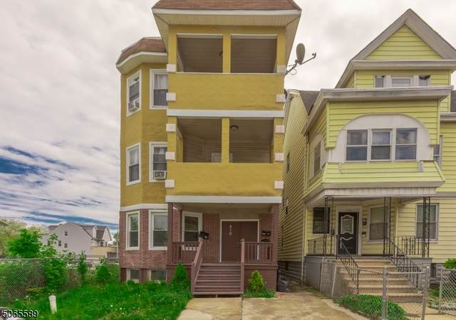 210 N 19th St, East Orange City, NJ 07017 (MLS #3709763) :: Pina Nazario