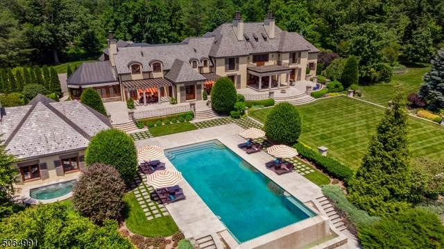 77 Spring Hollow Rd, Far Hills Boro, NJ 07931 (MLS #3709785) :: Team Francesco/Christie's International Real Estate