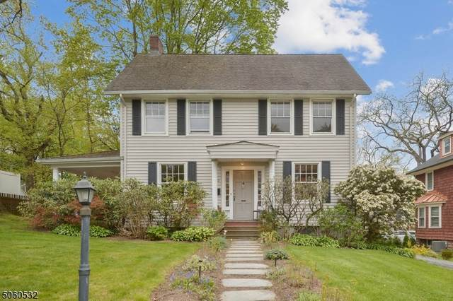 40 Parker Ave, Maplewood Twp., NJ 07040 (MLS #3709793) :: Corcoran Baer & McIntosh