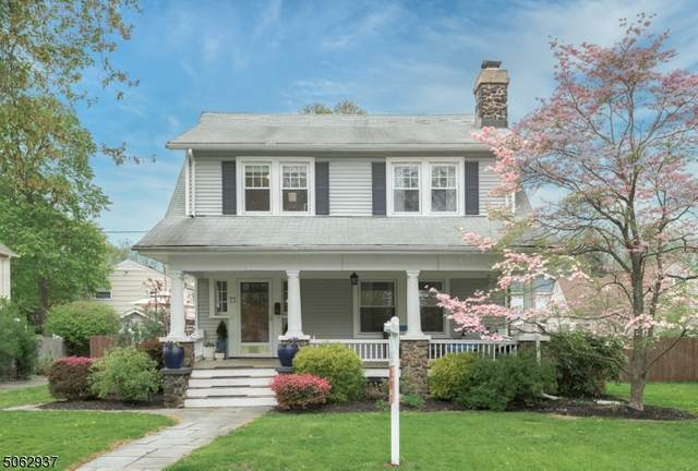 73 North Ave, Fanwood Boro, NJ 07023 (MLS #3709857) :: Team Francesco/Christie's International Real Estate