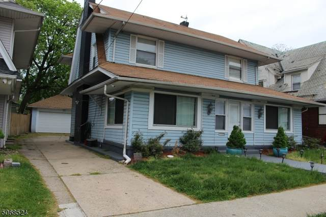 396 E 39th St, Paterson City, NJ 07504 (MLS #3709912) :: Corcoran Baer & McIntosh