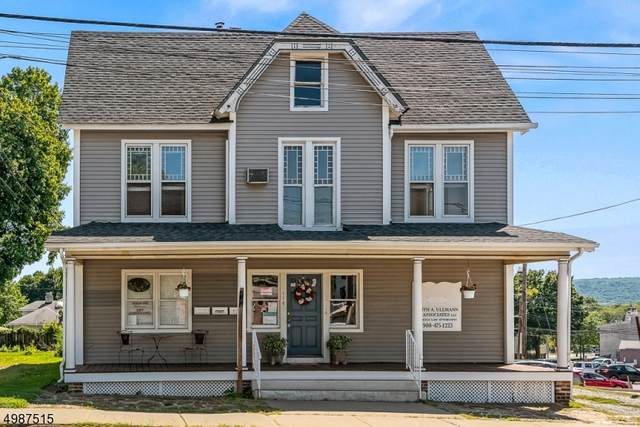 116 High St, Hackettstown Town, NJ 07840 (MLS #3709949) :: RE/MAX Select
