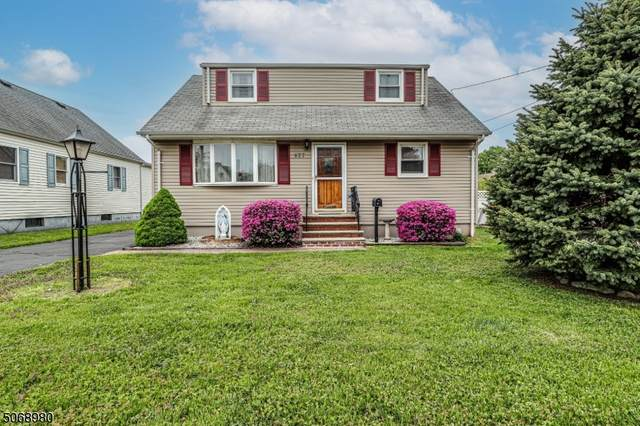 427 W Frech Ave, Manville Boro, NJ 08835 (MLS #3709966) :: Team Francesco/Christie's International Real Estate