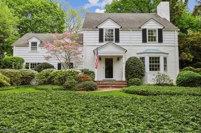 8 Northern Dr, Millburn Twp., NJ 07078 (MLS #3710009) :: Coldwell Banker Residential Brokerage