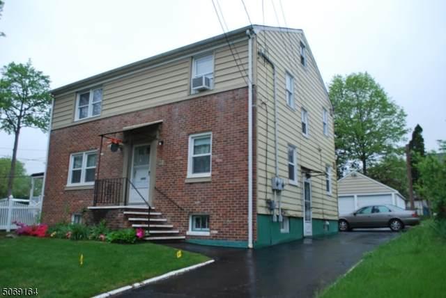 221 Burnett Ave, Maplewood Twp., NJ 07040 (MLS #3710068) :: The Dekanski Home Selling Team