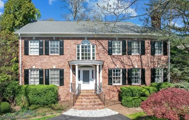 24 Adams Avenue, Millburn Twp., NJ 07078 (MLS #3710101) :: RE/MAX Select