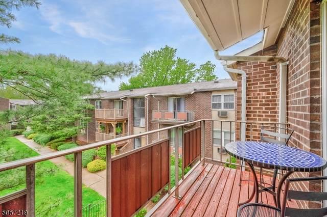 421 Bloomfield Ave A4, Verona Twp., NJ 07044 (MLS #3710123) :: Corcoran Baer & McIntosh