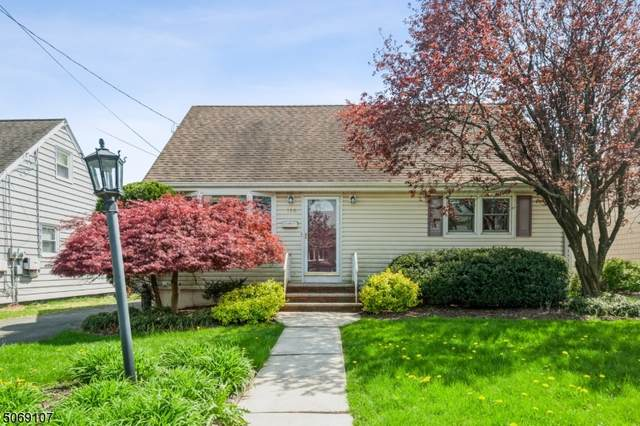 150 Patricia Pl, Clifton City, NJ 07012 (MLS #3710143) :: Pina Nazario