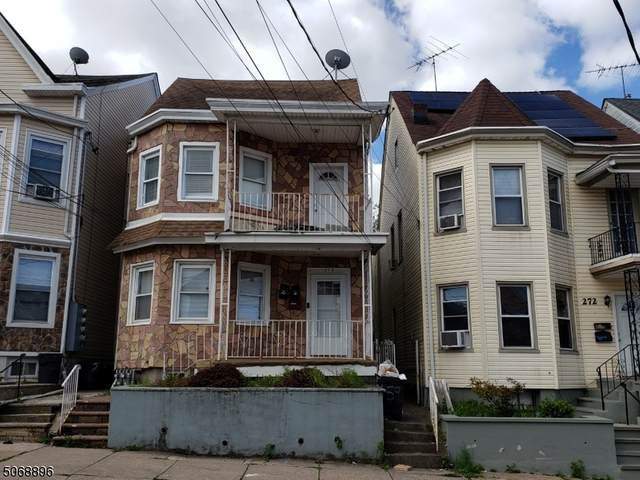 274 5th Ave, Paterson City, NJ 07524 (MLS #3710155) :: Corcoran Baer & McIntosh