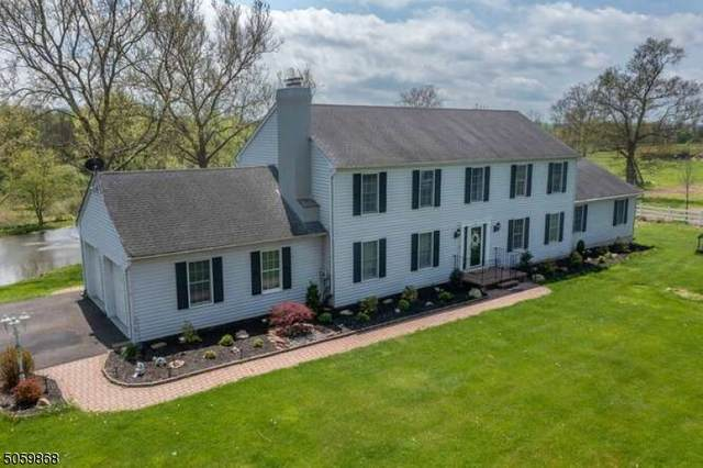 10 Farmhouse Rd, Alexandria Twp., NJ 08848 (MLS #3710169) :: The Sikora Group